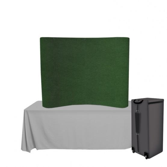 5ft 1UP Fabric Pop-Up Display Kit