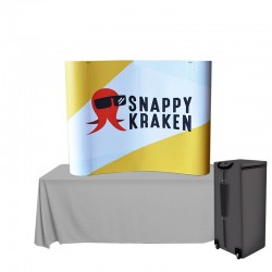 5ft 1UP Graphic Pop-Up Display Kit
