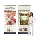 BannerUP Original Retracting Banner Stand