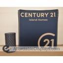 3x3 Star Tension Fabric Display