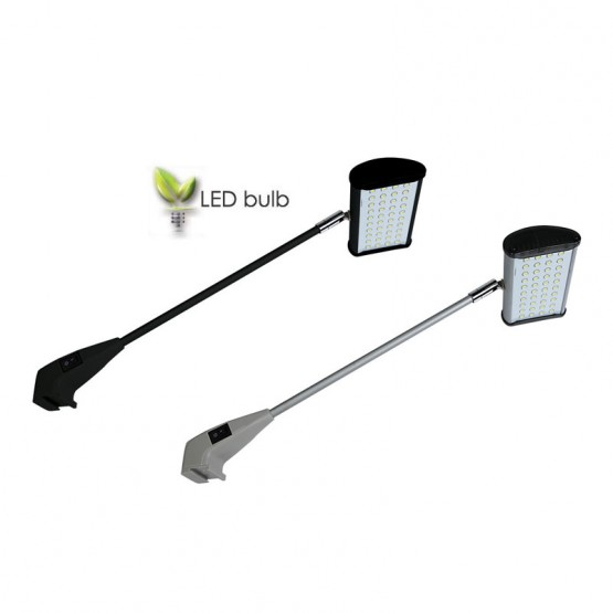 Set of 2 LED Stem Lights for 1UP pop-up display