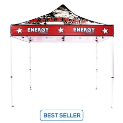 10ft Casita Canopy Tent - Standard - Full Color