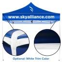 10ft Casita Canopy Tent - Premium Aluminum - Full Color