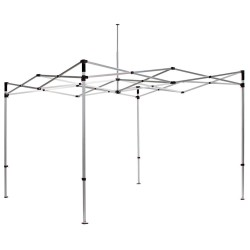 10ft Casita Canopy Tent Frame Only - Aluminum