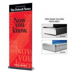 Expand Mediascreen2 Retractable Banner Stand