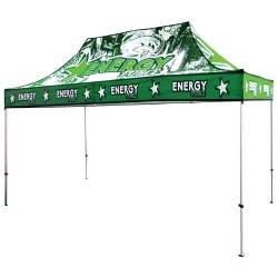 15ft Casita Canopy Tent Standard Aluminum - Full Color