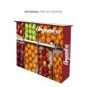10ft Eclipse Premium Straight 2-Sided Kit