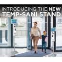 Temp-Sani Combo Stand