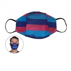 Adult Fitted Face Masks (Stock Pattern)