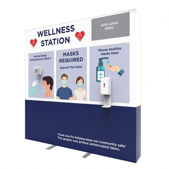 Wellness Station (No End Caps)