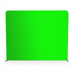 10ft Green Screen Video Backdrop
