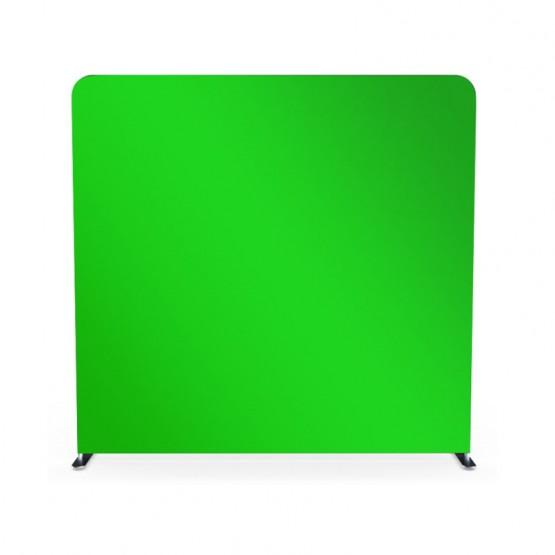 8ft Green Screen Video Backdrop