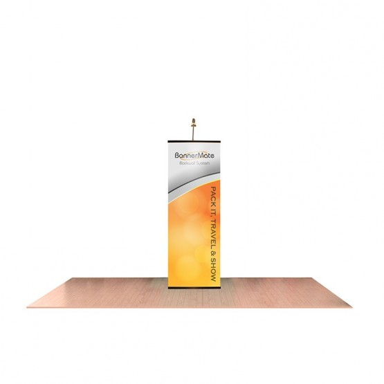 "Banner-Mate 24"" wide Single Banner Stand"