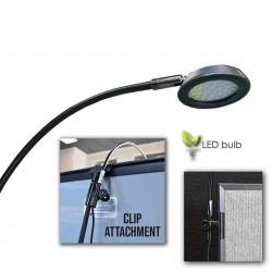 Universal LED Spot Light w/ Clip Attachment