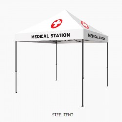 10ft Zoom Economy (Steel) Popup Tent