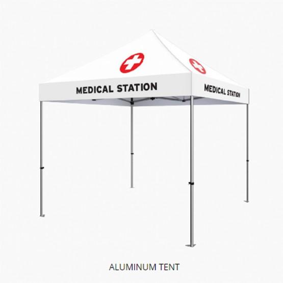 10ft Zoom Standard (Aluminum) Popup Tent