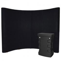 10ft Coyote Full Fabric Panel Kit