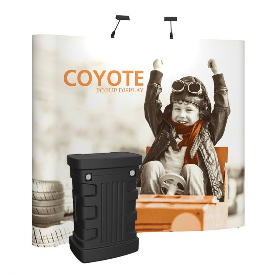 8ft Coyote Full Graphic Panel Serpentine Kit