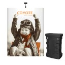 6ft Coyote Full Graphic Panel Straight Kit
