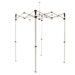 5ft Casita Canopy Tent Frame Only - Aluminum