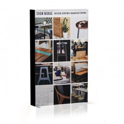 5ft Star Straight Tension Fabric Display