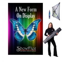"ShowFlex 72""x108"" Tension Fabric Display"