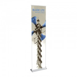 """Blade Lite 15.75"""" Retractable Banner Stand"""