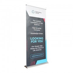 """Blade Lite 36"""" Retractable Banner Stand"""