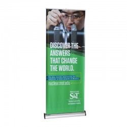 """Imagine 31.5"""" Retractable Banner Stand"""