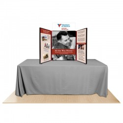 "AcademyPro 28"" Table Top Display Kit 2"