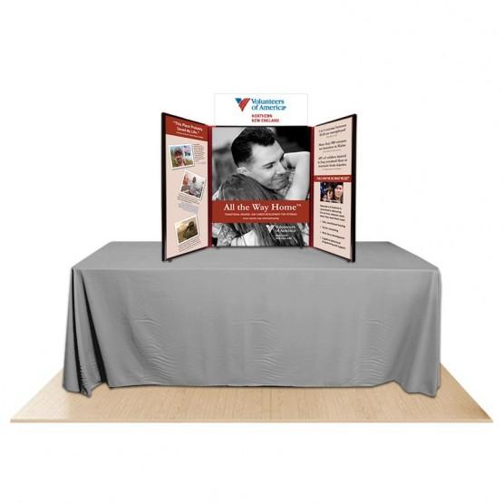 "AcademyPro 28"" Table Top Display Kit 2"