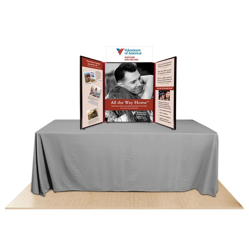 AcademyPro 28 Table Top Display Kit 2