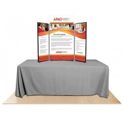 "AcademyPro 34"" Table Top Display Kit 2"