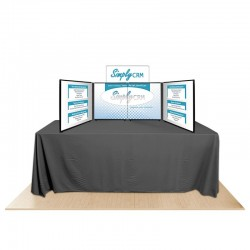 4-Panel Promoter24 Table Top Display Kit 2