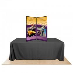 2-Panel Promoter45 Table Top Display Kit 2