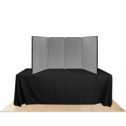4-Panel Promoter45 Table Top Display