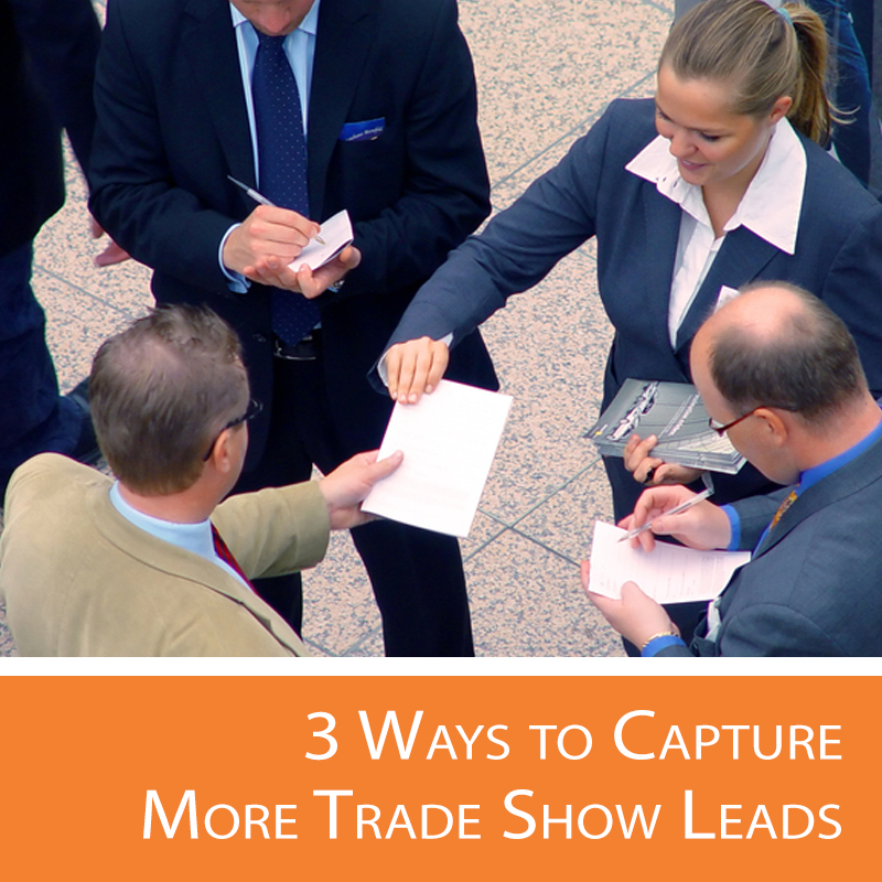 Keep it simple with these lead gathering tips