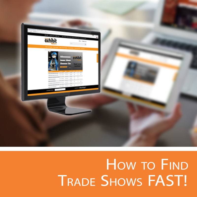Online Trade Show Finder