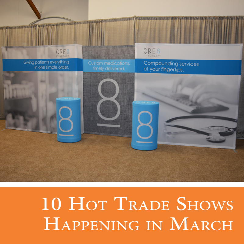 10 Hot US Trade Shows in March