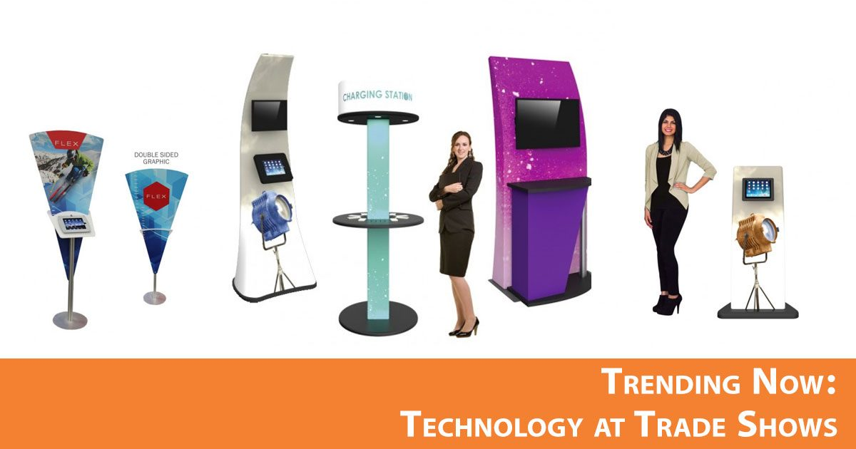 TRENDING NOW: Trade Show Technology