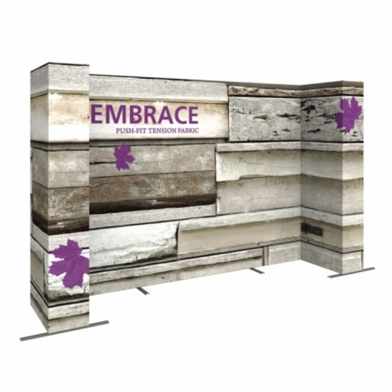 Embrace™ Push-Fit Displays