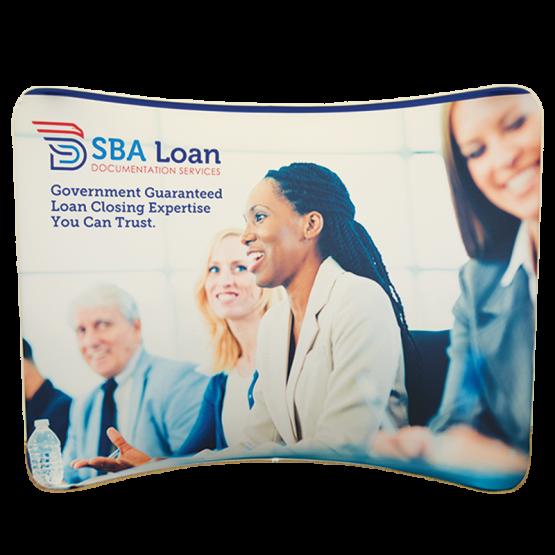 10ft Trade Show Displays