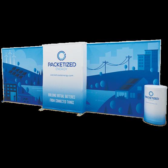 20ft Trade Show Displays