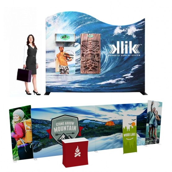Klik Magnetic Displays