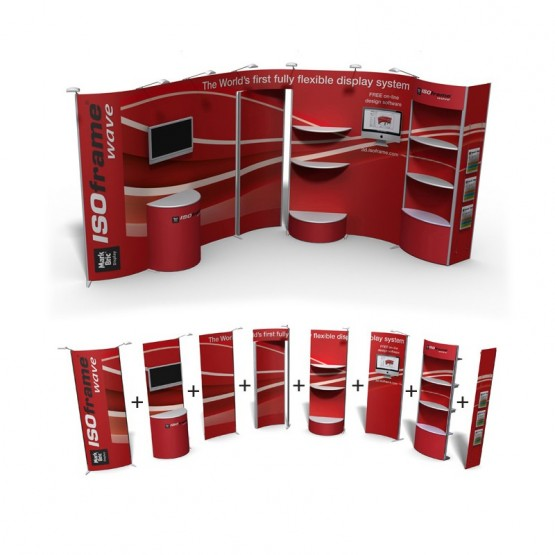 Modular Displays for Trade Shows