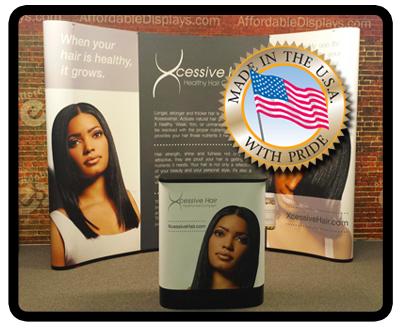 Pop Up Display - USA Made since 1999