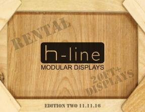 H-Line Modular Displays