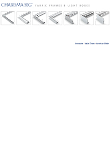 Charisma Seg Catalog