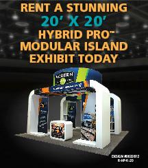 Rental Hybrid Pro Modular Island