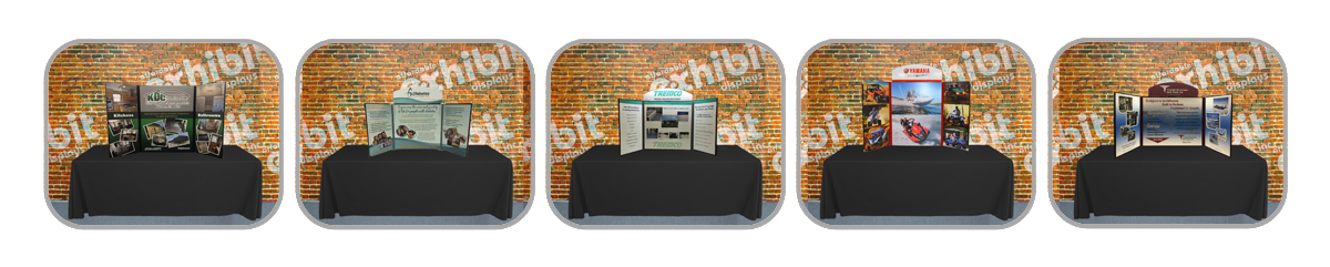 AcademyPro Panel Displays for Trade Shows